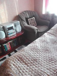 Apartment 16 Mikrorayon 42, Ferienwohnungen  Shymkent - big - 29