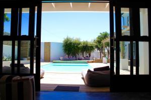 Zwembadsuite - In de Villa