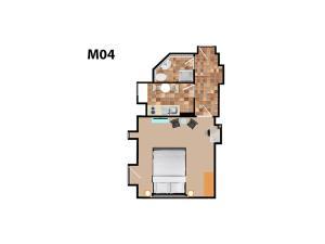 Apartments im Arnimkiez, Apartments  Berlin - big - 115