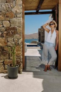 Mykonos Panormos Villas & Suites, Vily  Panormos Mykonos - big - 139