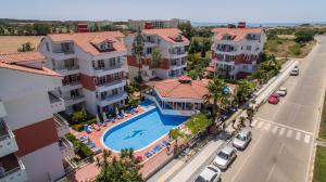 Irem Garden Apartments, Apartmanhotelek  Side - big - 21