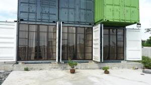 My Container Home, Homestays  Puchong New Village - big - 26
