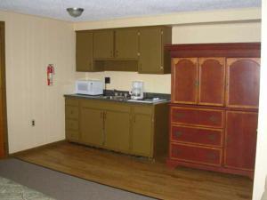 Two Bedroom Kitchenette- Lakefront