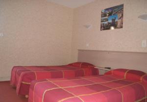 Hôtel de la Capelle, Hotel  Millau - big - 4