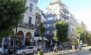 New York Style Apartment, Apartments  Athens - big - 5