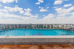 Loft Moderno Berrini, Апартаменты  Сан-Пауло - big - 15