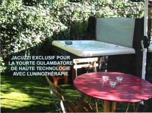 Propriété Toutoune, Bed & Breakfasts  Montpellier - big - 69