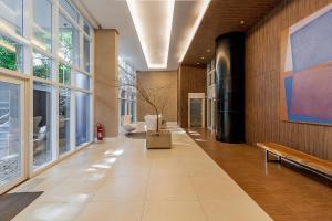 Loft Moderno Berrini, Апартаменты  Сан-Пауло - big - 19