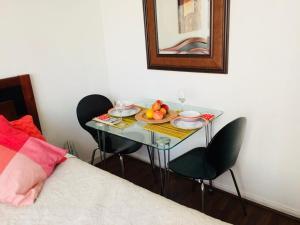 Apart Hotel San Pablo, Ferienwohnungen  Santiago - big - 25