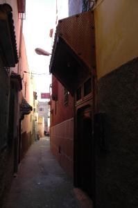 Ryad Bab Berdaine, Riads  Meknès - big - 65