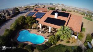 Spanish Mansion, Виллы  Лас-Вегас - big - 59