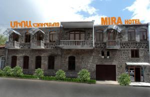 Hotel MIRA, Hotels  Goris - big - 85