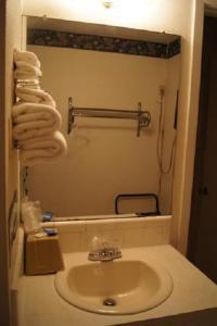 Budget Inn, Мотели  Waco - big - 11