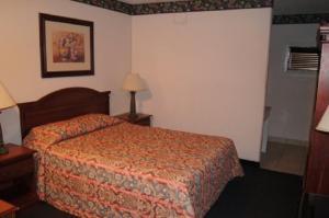 Budget Inn, Мотели  Waco - big - 16