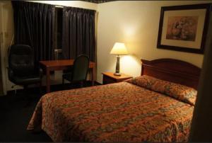 Budget Inn, Мотели  Waco - big - 3
