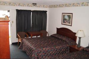 Budget Inn, Мотели  Waco - big - 18