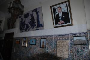 Ryad Bab Berdaine, Riads  Meknès - big - 66