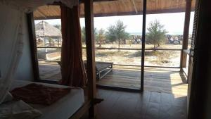 Surf Camp Joel Bungalows, Penziony – hostince  Lhonga - big - 7