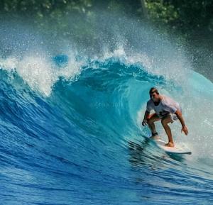 Surf Camp Joel Bungalows, Gasthäuser  Lhonga - big - 10