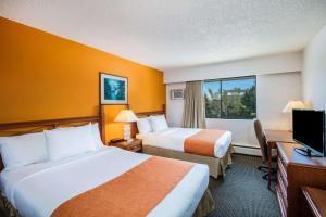 Howard Johnson Hotel by Wyndham Victoria, Hotels  Victoria - big - 36