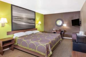 Kamer met Queensize Bed - Roken Toegestaan