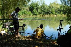 Camping Campilo, Campsites  Aubigny - big - 11