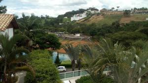Solarium de Escarpas Suítes, Apartmány  Capitólio - big - 11