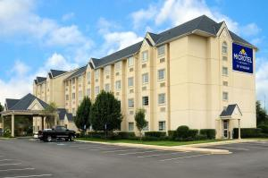 Microtel Inn and Suites by Wyndham Bossier City / Shreveport, Hotels  Bossier City - big - 10