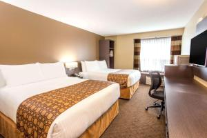 Microtel Inn & Suites by Wyndham Whitecourt, Hotely  Whitecourt - big - 28