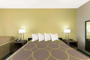 Super 8 Colorado City, Отели  Colorado City - big - 12