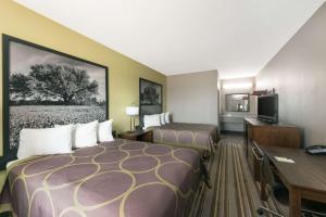 Super 8 Colorado City, Отели  Colorado City - big - 13