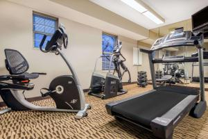Hawthorn Suites by Wyndham Louisville North, Hotels  Jeffersonville - big - 45