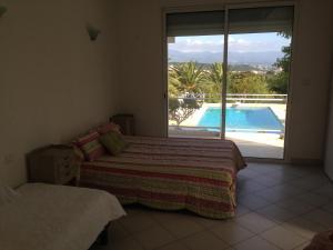 Villa La Sorba, Holiday homes  Ajaccio - big - 9