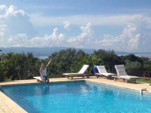 Villa La Sorba, Holiday homes  Ajaccio - big - 8