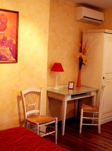La Maison Blanche, Hotely  Romanèche-Thorins - big - 4