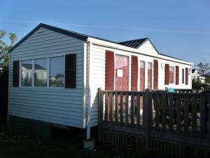 Camping Pen Guen, Kempingek  Saint-Cast-le-Guildo - big - 13
