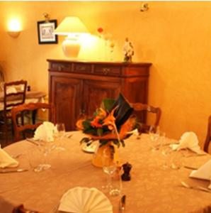 La Maison Blanche, Hotely  Romanèche-Thorins - big - 9