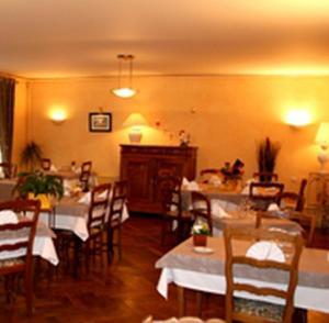 La Maison Blanche, Hotely  Romanèche-Thorins - big - 8
