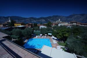 Hotel Alpi, Hotel  Malcesine - big - 9
