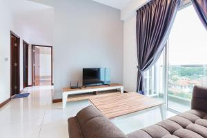 Amazing Seaview near JB City Centre, Apartmány  Johor Bahru - big - 40