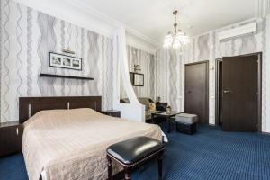 Аллюрия на Мытнинской, Отели  Санкт-Петербург - big - 36
