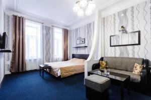 Аллюрия на Мытнинской, Отели  Санкт-Петербург - big - 37