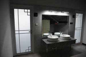 Jixi International Youth Hostel, Hotel low cost  Jixi - big - 31