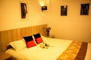 Jixi International Youth Hostel, Hotel low cost  Jixi - big - 35