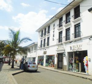 Sarai Hotel, Hotels  Popayan - big - 26