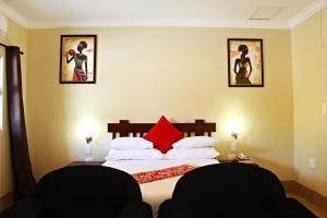 Mango Guest House, Penzióny  Ongwediva - big - 4
