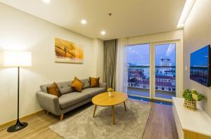 Zen Diamond Suites Hotel, Szállodák  Da Nang - big - 26