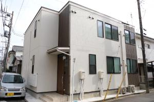 Shibamata 2-chome Share House Room 203, Apartmány  Tokio - big - 20