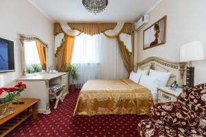 Grand Hotel Uyut, Hotel  Krasnodar - big - 21