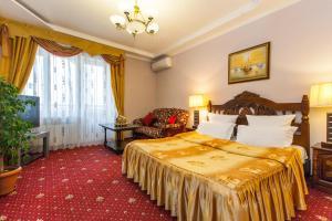 Grand Hotel Uyut, Hotel  Krasnodar - big - 23
